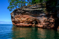 Apostle Islands Sea Caves Wisconsin