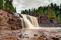 Gooseberry Falls State Park - Lower Falls 14-5-_2570