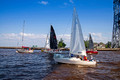 Wednesday Night Sailboat Races Duluth Minnesota  16-7-_4283