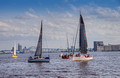 Wednesday Night Sailboat Races Duluth Minnesota  16-7-_4276