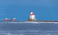 Cason J Callaway Wisconsin Point Lighthouse 18-1-01158