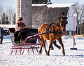 Northwoods Harness Club Sleigh and Cutter Rally Ashland 17-1-2296