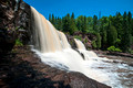 Middle Falls Gooseberry Falls State Park 15-6-_7910