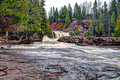 Gooseberry Falls State Park - Lower Falls 14-5-_2537